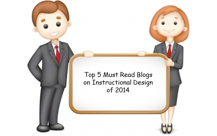Top 5 blogs of 2014 on Instructional Design