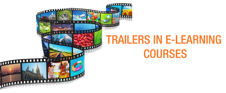 Importance of Creating Trailers for E-learning Courses