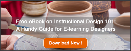 View eBook on Instructional Design 101 – A Handy Guide for E-learning Designers
