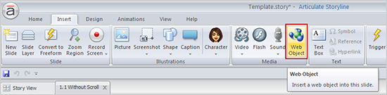 Adding selectable content-step2