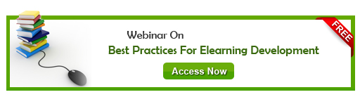 Access free webinar on Best Practices for ELearning Development