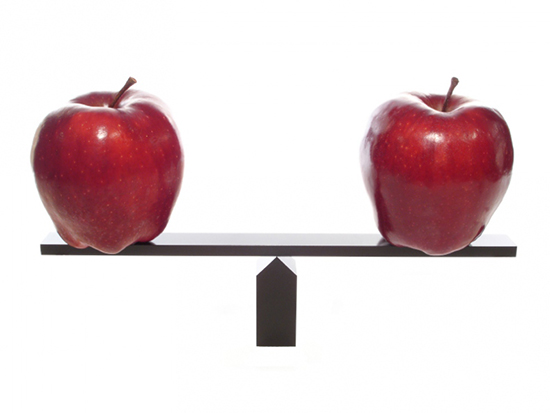 Maintain a Proper Balance