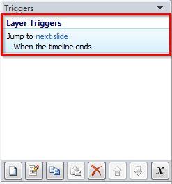 Layer Trigger