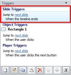 Slide Trigger