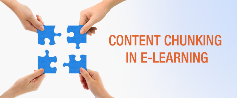 6 Advantages of Content Chunking in E-learning – An Infographic