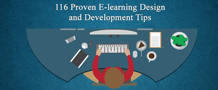116 Sure-fire E-learning Tips from the Experts in Online Training