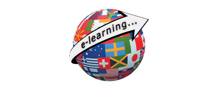 4 Steps That Simplifies E-learning Translation and Localization Process - An Infographic