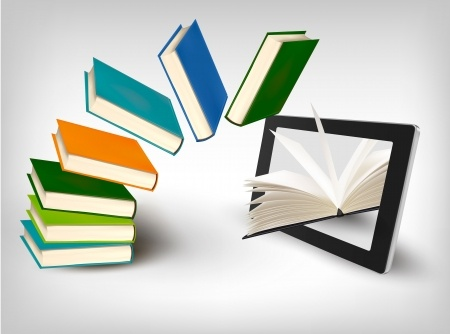 Comfortable access to eBooks