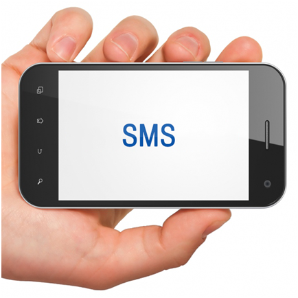 SMS Message Alerts
