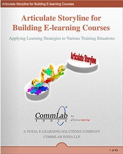 Articulate Storyline for Building E-learning Courses
