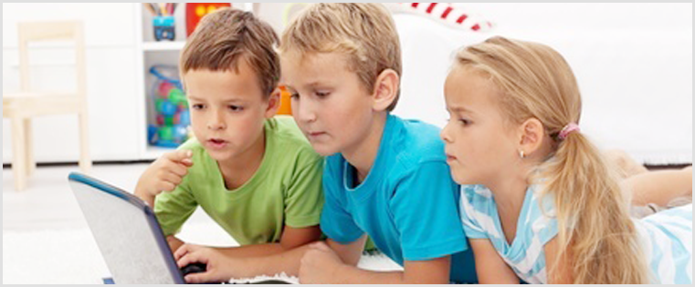Discover The Kid in You Through E-learning