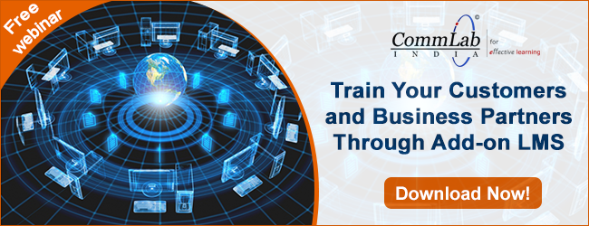 View Webinar on Train Your Customers and Business Partners Through Add-on LMS