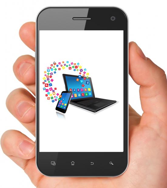 Multi-device eLearning