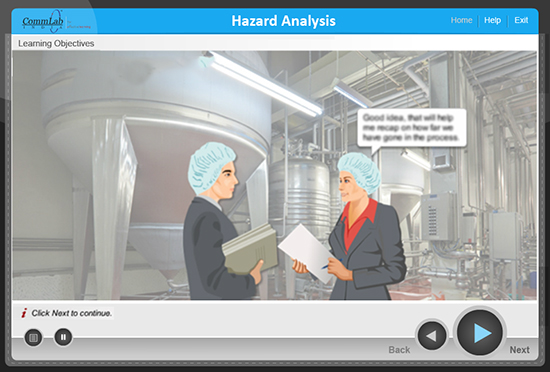Scenario Based Approach for Hazard Analysis Process