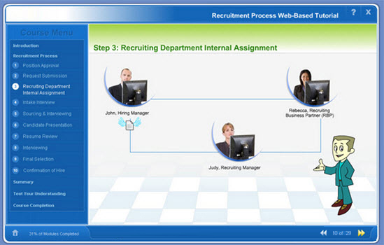 Storytelling Approach for Recruitment Process