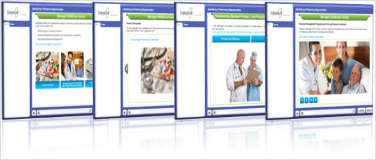 Videos can also be created from the eLearning courses
