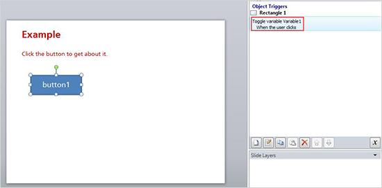 Create Toggle variable