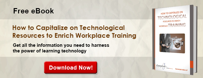 View eBook on How to Capitalize Technological Resources to Enrich Wokplace Training