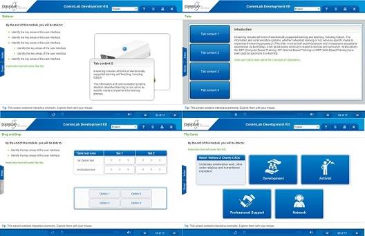 Interactive Screens