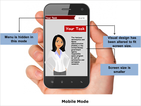 Mobile Mode