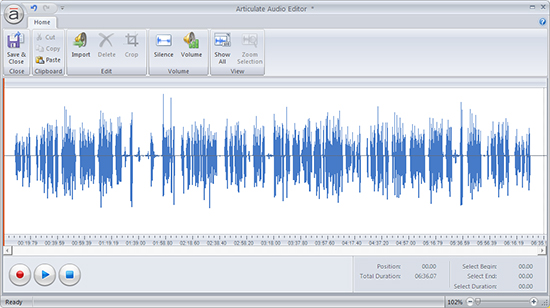 Audio Waves