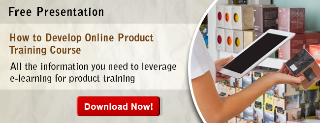 View Presentation on How to Develop Online Product Training Course