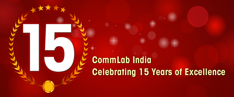 CommLab India: Celebrating 15 Years of Excellence [Infographic]