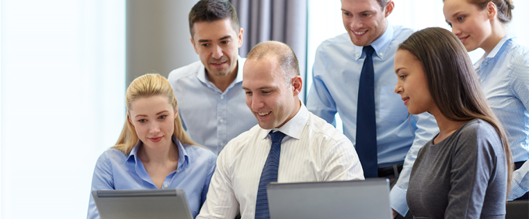 Benefits of Using E-learning to Train Sales Staff [Infographic]