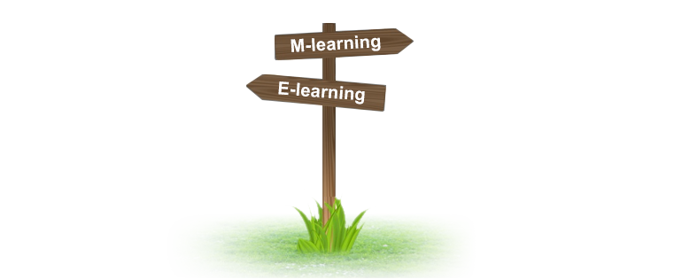 4 Ways You Can Blend E-learning Courses with M-Learning