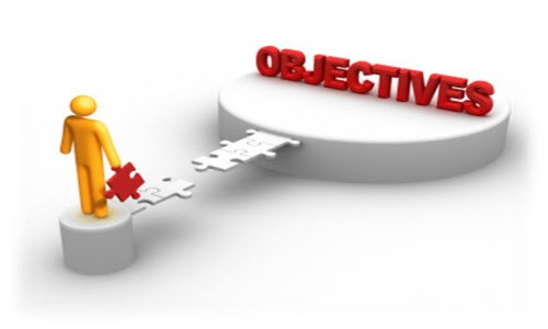 Focus on clear course objectives
