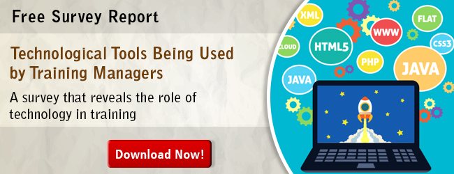 View Survey Report on Technological Tools Being Used by Training Managers
