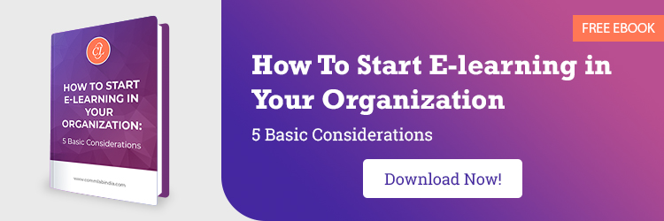 How To Start E-learning in Your Organization: 5 Basic Considerations