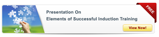 View Presentation on Elements of Successful Induction Training