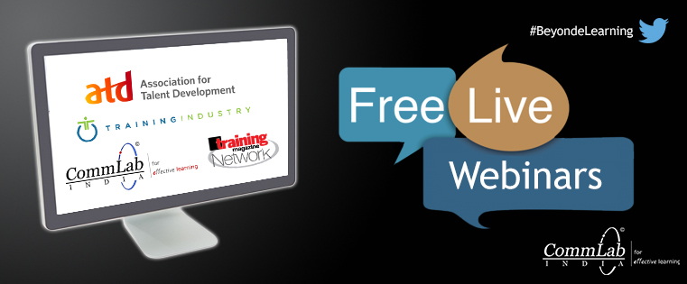 5 Upcoming Live Webinars Every Training Manager Needs to Attend