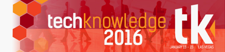 ATD's TechKnowledge 2016