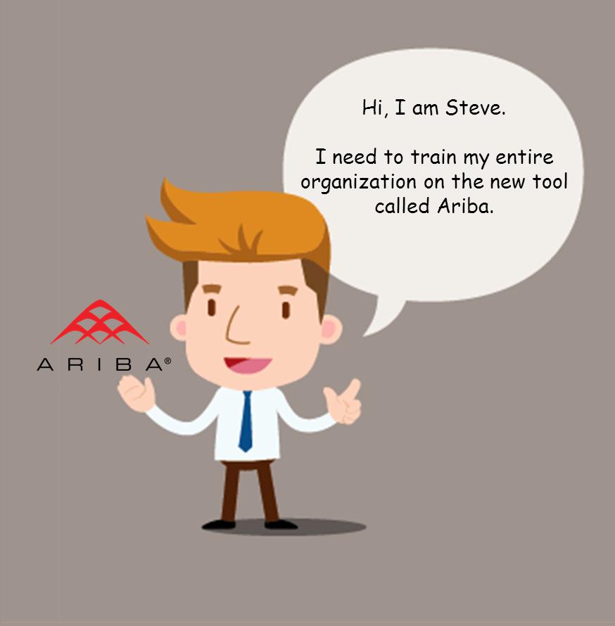 How Do I Train My Organization on ARIBA?