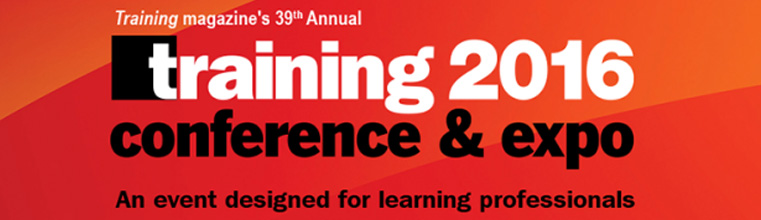Training 2016 Conference & Expo