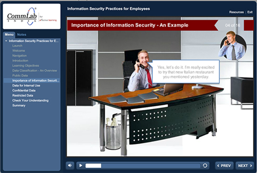 Effective Information Security Courses