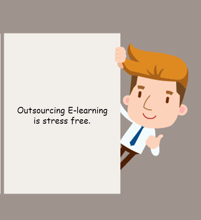 Can I Outsource E-learning?