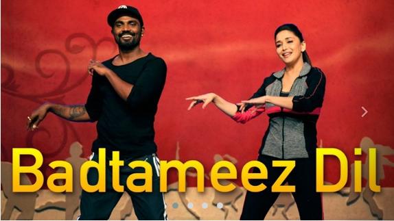 Badtameez Di by Remo D'Souza