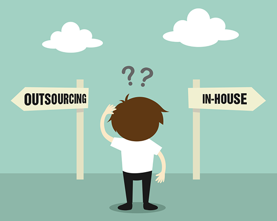 Outsourcing or In-house Training