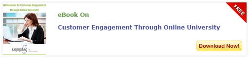 View E-book on Customer Engagement Through Online University