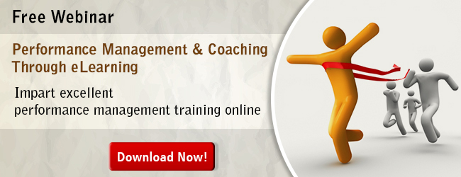 View webinar on Performance Management & Coaching Through eLearning - 5 Instructional Design Strategies