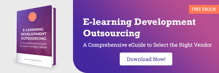 E-learning Development Outsourcing: A Comprehensive eGuide to Select the Right Vendor