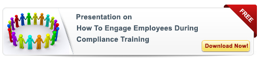 view ebook on How to Engage Employees During Compliance Training