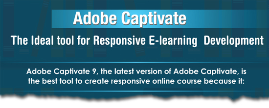 Adobe Captivate 9 - The Responsive E-learning Authoring Tool