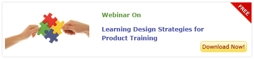 View ebook on Learning Design Strategies for Product Training