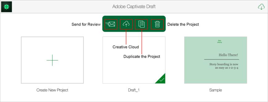 The Creative cloud option