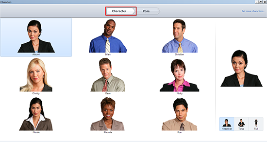 Real pictures available in Articulate Storyline