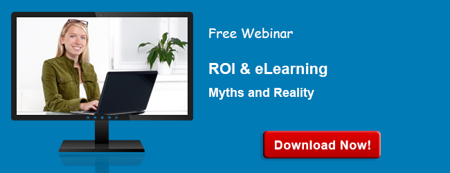 View eBook on ROI and E-learning - Myths and Realities